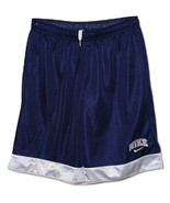 Nike Girls Mesh Basketball Shorts Navy Blue 378799 Small - $16.95