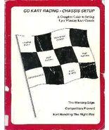 Go Kart Racing Chassis Setup Karting Tools Tips 2 books Martins Motorspo... - $14.93