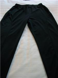 WOMEN REA FACE BLACK TRACK PANTS S SMALL M MEDIUM