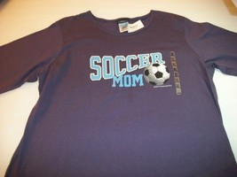 Women Sonoma J EAN Soccer Mom Plum Top Ex Large Xl Nwt - $5.50