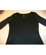 WOMEN MOSSIMO DARK BLUE CAREER TOP XL EXTRA LARGE - $6.99