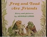 Frog and toad are friends and together 2 bks thumb155 crop