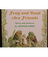 Frog And Toad Are Friends by Arnold Lobel (1990) - $3.97