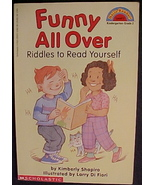 Funny All Over by Kimberly Shapiro READER LEVEL2;K-GR.2 - $3.97