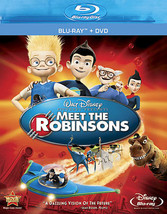 Meet The Robinsons (Blu-Ray/DVD/2 Disc Combo)
