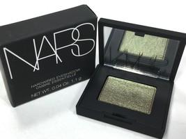 Nars Hardwired Eyeshadow #5348 Goa (Iridescent Peacock Green) New in Box - $11.98