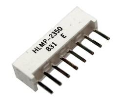 High Efficiency Red 4-LED 4mm Light Bar - $7.59