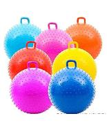 """36"""" Knobby Bouncy Ball with Handle (Colors may vary) - $28.08"""