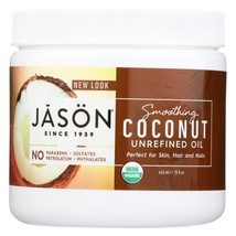 Jason Natural Products Coconut Oil - Organic - Virgin - 15 fl oz - $15.74