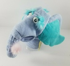 New with Tag Dr. Seuss HORTON Elephant Hand Puppet Manhattan Toy Plush #... - $19.99