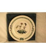 "Portmeirion 1997 Botanic Garden 25th Anniversary Plate In Box 9 3/8"" - $25.19"