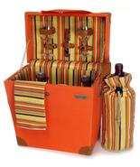 TERAZZO WOODEN PICNIC CASE BOX FOR TWO (2) - $109.00