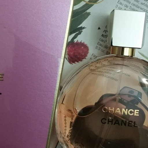 Chanel Chance Perfume 5.0 Oz Eau De Toilette Spray for women