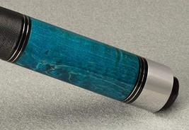 McDermott Star S74 Maple Blue Stain Points Pool/Billiard Cue Stick - $160.00