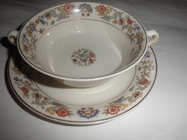 Beautiful Community China  Serving bowl double ... - $26.68
