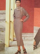 Vogue Sewing Pattern  # 1426 SZ 20-22-24 Dress, Top, Pants, Skirt. Jacket Uncut image 6