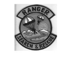 US Civil Air Patrol CAP New Mexico Airborne Ranger SAR US Air Force Auxiliary US - $9.99