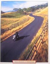 2005 Harley Davidson Prestige Brochure Sportster Super Electra Glide Dyna HUGE - $19.78