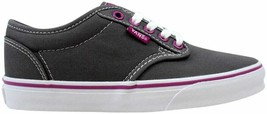 Vans Atwood Canvas Pewter/Wild Aster VN-0ZUNF9J Men's Size 5.5 - $70.00