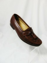 53d6168a5ec BASS Weejuns Cabazon ll Vintage Men  39 s Loafer Style Shoes 7 D Brown