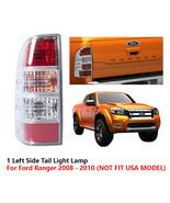 Tail Lights Lamp For Ford Ranger T6 Pickup XLT 2008 2009 2010 Left Hand ... - $78.20