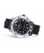 Vostok Komandirskie 431941 Military Russian Watch Special Forces Aviator... - $36.29