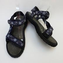 983580017e08 Teva Shoes Sandals Multi-Color Fabric Sandals Womens Size US 8   EU 40 -