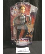 Star Wars The Last Jedi Forces of Destiny Jyn Erso Disney Hasbro figure ... - $42.67