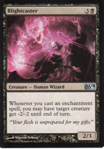Magic The Gathering Blightcaster Card #86/249 - $0.99