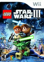 LEGO Star Wars III - The Clone Wars - $32.95