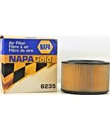 Napa Gold 6235 Air Filter New In Box Free Shipping - $21.77