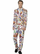 Groovy Costume, Grand, Adulte Déguisement Costume, Hommes - $66.73