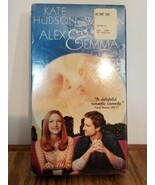 Alex and Emma (VHS, 2003) Luke Wilson, Kate Hudson - $2.93