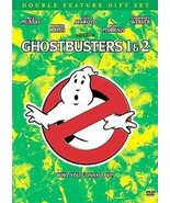 Ghostbusters/Ghostbusters 2 (DVD, 2005, 2-Disc Set, with Collectible Scr... - $3.99