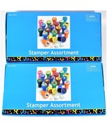 Assorted Stampers - Two 50 Piece Kids Stamp Assortment - $22.76
