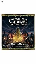 Call Of Cthulhu The Card Game - The Mark Of Madness Expansion New In Box: B19-1 - $18.85