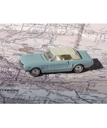 Johnny Lightning Playing Mantis FORD MUSTANG RA... - $7.50