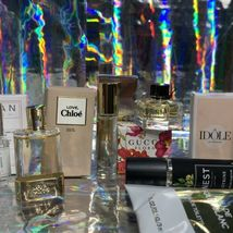 NEW IN BOXES Mini Fragrance / Perfume Lot Tom Ford Gucci Lancome Nest Citrine ! image 3
