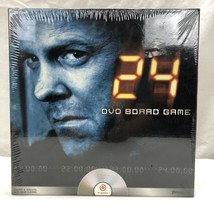 Tv series 24 dvd board game-new sealed - £6.15 GBP