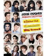 The Breakfast Club/Sixteen Candles/Weird Science DVD John Hughes 80s Collection - $19.95