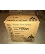 Genuine Ricoh MP C8003 Black Print Cartridge 842196 for MP C6503 MP C8003 - $78.00