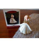 Hallmark Keepsake Ornament Christmas Holiday Barbie 1994 2nd in Series - $19.95