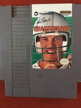 Tradewes John Elway's Quarterback Nintendo 1985 Video Game NES - $6.99