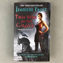 Jeaniene Frost This Side of the Grave Night Huntress 5 Paperback Book 2011 - $7.78