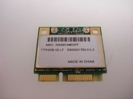 ACER Aspire One A0531H A0531H-1766 WIFI Wireless Card T77H032.02 New - $5.68