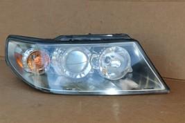 05-09 Saab 9/7X 9-7X 97x Halogen Headlight Head Light Lamp Passenger Side RH image 2