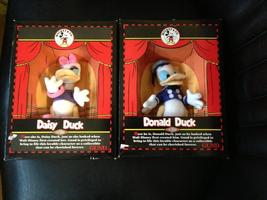 ANTIQUE ORIGINAL DONALD DUCK & DAISY DUCK DOLLS CREATED BY WALT DISNEY - $500.00