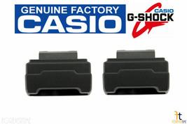 Casio G-Shock GA-100 GA-100 Models Black End Piece Strap Adapter (Qty 2) +2 Pins - $22.95