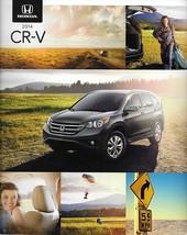 2014 Honda CR-V sales brochure catalog 14 CRV LX EX EX-L - $6.00