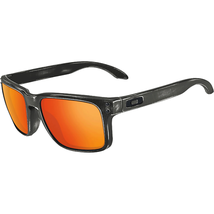 New Oakley Fallout Collection Holbrook Black Decay w/Ruby Iridium OO9102-56 - $253.97